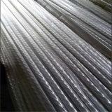 201 поставщик Китая рынка нержавеющей стали 304 труб сварили отделку сатинировки