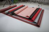 ブラウンのテフロンシート、付着力のガラス繊維の高温網テープ