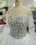 New Shinny Sparkling Bead / Pearl / Rhinestone / Crystal Wedding Dresses
