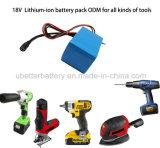 Pacchetto della batteria litio/LiFePO4 del motorino di e personalizzato Un38.3 48V del Ce RoHS/di approvazione