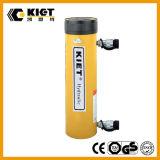 cilindro hidráulico temporario doble del movimiento largo 10-500t