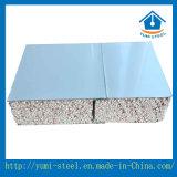 Сделайте водостотьким и нагрейте изолированную панель сандвича Propor для украшения стены/крыши