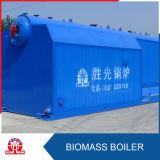 De industriële Szl MPa van 10-1.25 Horizontale Biomassa In brand gestoken Stoomketel van de dubbel-Trommel