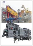 移動式押しつぶす工場設備(移動式粉砕機)