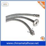 Le tuyau flexible en métal à l'acier le plus vendu avec le tressage