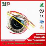 transformateur d'alimentation toroïdal sonore de 25va 45va 90va avec RoHS ISO9001