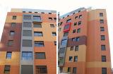El panel de pared de la terracota para el material de construcción