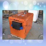 低雑音のAir-Cooledプライム記号5kwの無声携帯用ディーゼル発電機セット