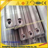 Profil OEM industriel aluminium avec CNC traitement profond