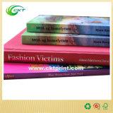 포일 각인으로 인쇄하는 주문 두꺼운 표지의 책 책 (CKT- CB-009)