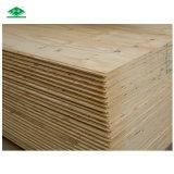 Madera contrachapada comercial del estándar 1220X2440X12m m de WBP de la madera contrachapada decorativa