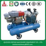 Compressor de ar poderoso do pistão dos cilindros de Kaishan 25HP 4 para a pedreira 2V-4/5