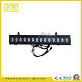 Pi65 Waterproof 14PCS * 30W LED Wall Washer Light