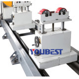 Máquina de soldadura automatizada aço da tubulação