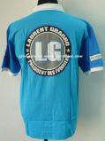 Kundenspezifisches Farben-Sublimation-Drucken-Firmenzeichen-Polo-T-Shirt