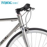 Bici de alta tecnología de la ciudad de la bicicleta del camino del mecanismo impulsor de eje