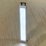 60 SMD LED recargable lámpara de emergencia LED