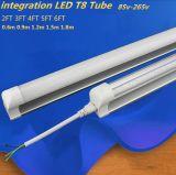 Indicatore luminoso Integrated del tubo di alta qualità T8 LED con il certificato del Ce