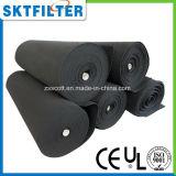 Feuilles de filtre de charbon actif