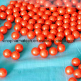 中国のエクスポートのためのGMPによって証明されるゼラチン容易な洗濯できるOEM Paintball