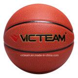 Basket-ball renforcé de polyuréthane de blessure de polyester