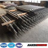 Rouleaux de foyers en acier inoxydable pour fourneau industriel