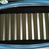 건축재료 지붕 금속 /Gi 아연 물결 모양 루핑 강철판
