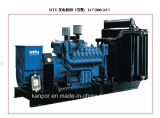 Elektrischer Generator 1600kw 2000kVA 50hzdiesel Genset angeschalten durch deutsches MTU