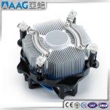 Dissipador de calor personalizado diferente do alumínio do projeto/o de alumínio para industrial