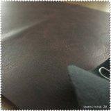 Cuir en cuir doux et cuir synthétique en cuir durable pour chaussure (S442130)