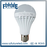 5W E27 Emergency LED Birnen-Lampe mit eingebauter Batterie
