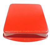 28cm rotes Quadrat-Kohlenstoffstahl-Brot-Backen-Wanne mit Qualität