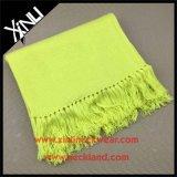 Winter-Form-langer Wollenknit-Schal