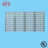 Placa eletrônica do PWB do diodo emissor de luz do alumínio do conjunto SMD da placa de circuito impresso do OEM (HYY-134)