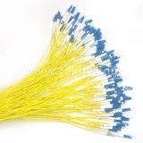 Câble fibre optique desserré du tube LSZH de FTTH 96 de faisceaux de structure d'intérieur de distribution
