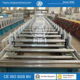 Machine de formage de feuilles de toiture en métal du Mexique Rn1001 pour la construction