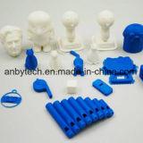 Печатание Prototyping SLA части быстро прозрачные