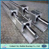 Блок подушки движения скольжения подшипника Китая линейный (серия SBR… LUU 16-40 mm)