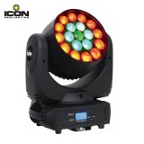 Hot 19pcs * 10W Zoom Moving Head voor de derde fase