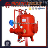 消火活動のPhymのぼうこうの泡タンク、消火活動装置