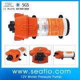 12V Motor van het Gebruik van gelijkstroom rv de Draagbare Elektrische voor de Pomp van het Water