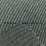 Van Katoenen van Wuhan de Maufactory Gekleurde Stof Workwear van de Keperstof