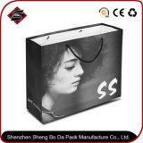 Bewegliches Customzied Firmenzeichen-Druckpapier-Geschenk-Einkaufen-verpackenbeutel
