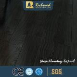 Pavimento laminato HDF europeo della quercia della scanalatura dello specchio V