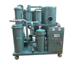 Déshydratation sous vide Machine à filtre à huile hydraulique à moteur noir (TYA)