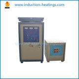 Máquina de aquecimento de endurecimento de superfície da indução para a roda dentada e o eixo