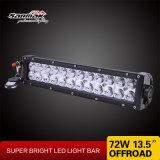 Barra chiara luminosa del doppio LED di controllo di cena senza fili del CREE 36W