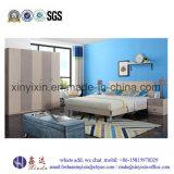 Mobília de madeira chinesa do quarto do hotel da base (SH-025#)