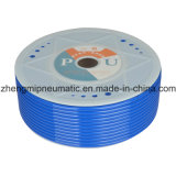 ポリウレタン空気の青いホース95の海岸a (6*4mm*200M)