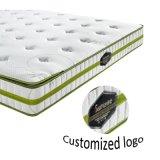 Materasso di molla poco costoso della casella del materasso delle basi di cuccetta della mobilia del motel dell'hotel